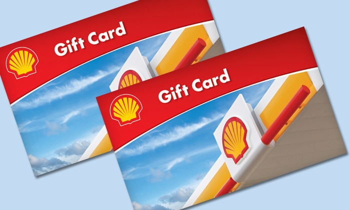 $10 Shell Card - Shell | Groupon