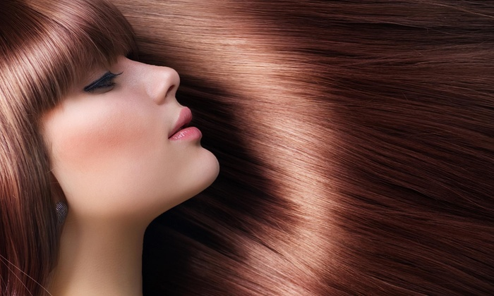 E.G. Hair Designs - Methuen Town: Haircut with Shampoo and Style from E.G. Hair Designs (44% Off)