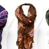 Jewel Print Fashion Scarves