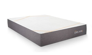 The Dream Bed: Dream Bed Mattress with Two Pillows, Mattress Cover and Free Shipping (Up to 34% Off)