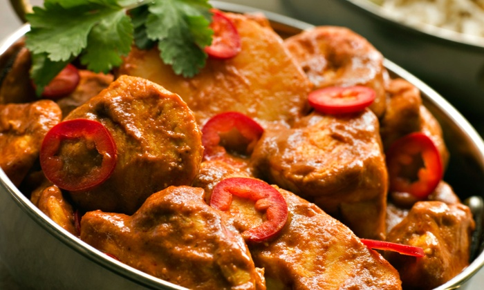 Delhi6 - Frederick: $20 for $40 Worth of Indian Cuisine at Delhi6