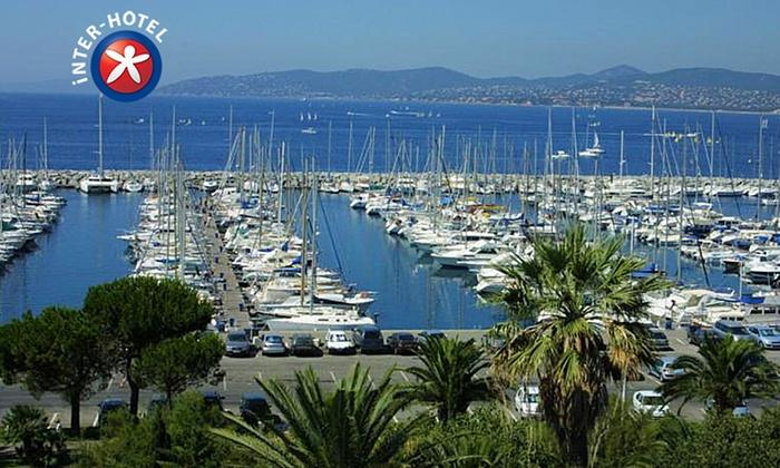 INTER-HOTEL Brise de Mer - Saint Raphaël: Saint-Raphaël : 1 à 3 nuits avec accès Spa et verre de bienvenue en option à l'INTER-HOTEL Brise de Mer dès 79 € pour 2