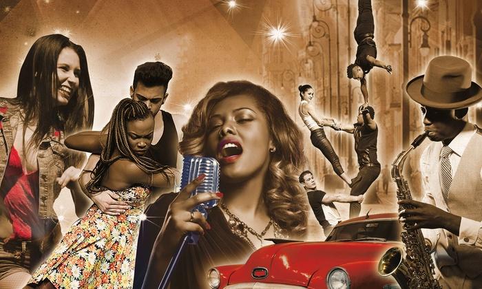 """Highlight Concerts - Mehrere Standorte: 2x """"Havana Nights – Die magische Show!"""" im März 2018 u. a. in Köln, Aachen, Nürnberg, Karlsruhe (bis zu 35% sparen)"""