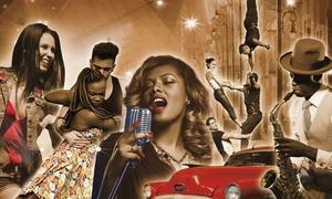 """Highlight Concerts: 2 Tickets f. """"Havana Nights – Die magische Show!"""" im März 2018 u. a. in Köln, Koblenz, Nürnberg, Karlsruhe (33% sparen)"""