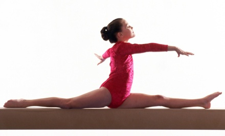 Four Weeks of Gymnastics Classes at DC Gymnastics & Tumbling (50% Off)