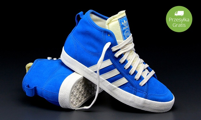Trampki damskie Adidas Honey Mid G64244 | Groupon