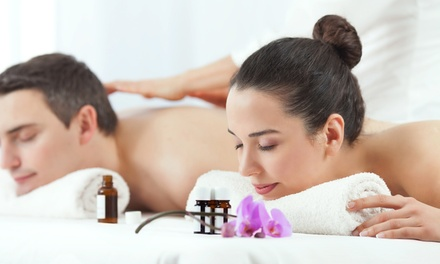 Couples Spa Package from R599 at Rosetta Spa