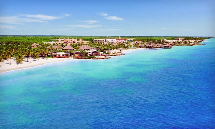 Sanctuary Cap Cana - Miami: Four- or Seven-Night Stay with All-Inclusive Options at Sanctuary Cap Cana in Punta Cana, Dominican Republic