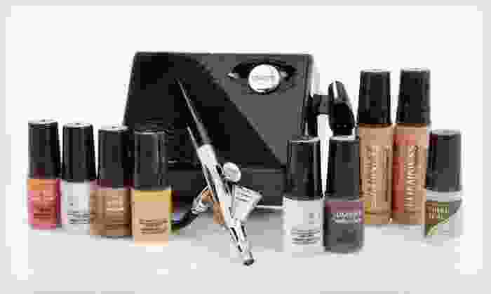Luminess Air Signature Airbrush Beauty System: $99.99 for Luminess Air Signature Airbrush Beauty System ($235 List Price). Five Shades Available. Free Shipping.
