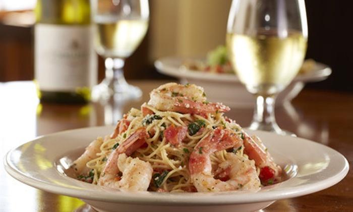 Johnny Carino's - Little Rock: $10 for $20 Worth of Italian Food at Johnny Carino's