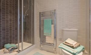 Vidros e Persianas Honorato: Vidros e Persianas Honorato – Águas Claras: kit de cozinha e/ou de banheiro – parcele sem juros