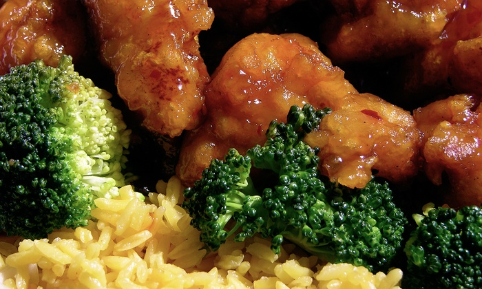 Sake Express - Belmont: $13 for $20 Worth of Japanese Food at Sake Express