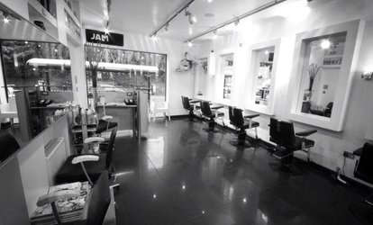 Gents' Cut and Finish at Jam Hairdressing (57% Off)