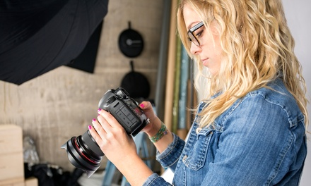 Beginner Camera Class or Photo Package at Picture Yourself (Up to 51% Off)