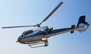 Hélipsair: First Flight, Exploratory Flight or Introductory Helicopter Pilot Training with Hélipsair (Up to 65% Off)