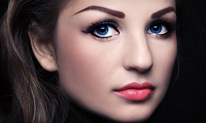 Simply Flawless, LLC - Millard: Permanent Eyeliner on Both Lash Lines, Permanent Eyebrows, or Permanent Lip Color (Up to 69% Off)