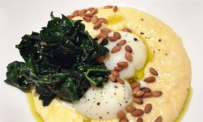 Parella - Uptown: Contemporary Italian Brunch and Drinks for Two or Four at Parella (Up to 41% Off)