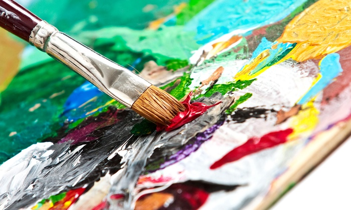 Just Create It - Miami: One or Two 60-Minute Art Classes at Just Create It (Up to 50% Off)
