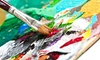 Up to 50% Off Art Classes at Just Create It