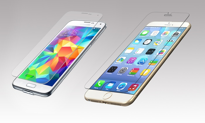 quality design db60b 7dc67 Up To 30% Off on Tempered Glass Screen Covers | Groupon Goods