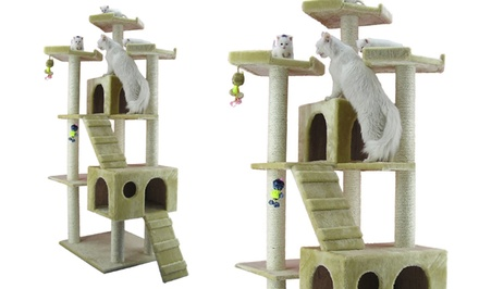 Armarkat Classic Cat Trees from $74.99–$129.99