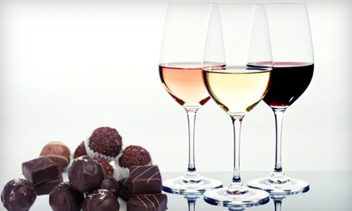 Millesime Cellars Winery & Tasting Room - Camarillo: Wine Tasting for 2 or 4 with Brownie Bites at Millesime Cellars Winery & Tasting Room (50% Off)