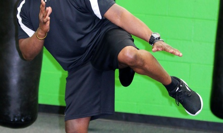 Up to 50% Off Unlimited Fitness Classes at George Tyler's Fitness