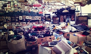 Up to 50% Off NW's Largest Garage Sale & Vintage Sale at NW's Largest Garage Sale & Vintage Sale, plus 6.0% Cash Back from Ebates.