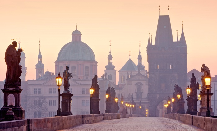 Prague: 1 to 3 Nights for Two with Breakfast at 4* Hotel Relax Inn