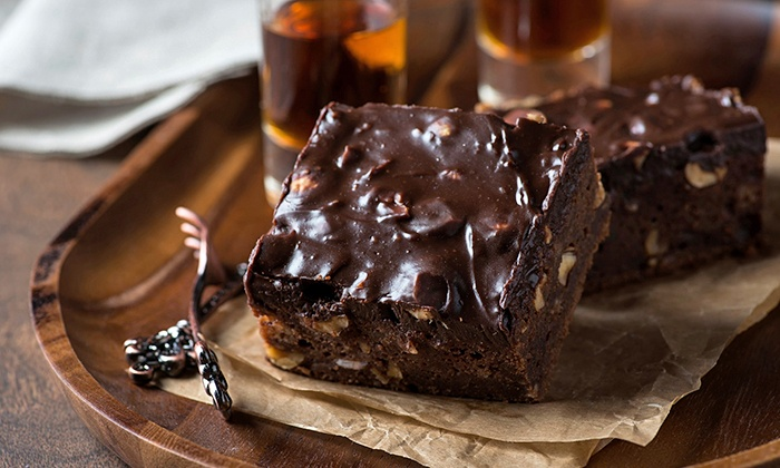 Elevate Desserts with Dark-Chocolate Ganache  - Wellington Square Farmer's Market: Elevate Desserts with Rich Chocolate Ganache