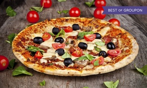 Sciortino's Restaurant: $27 for a Family Pizza Dinner for Five at Sciortino's Restaurant ($50 Value)