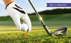 De Vere Staverton Park - Non-Accommodation: 18 Holes of Golf and 10% Store Discount For Two (from £29.99) at De Vere Staverton Park (Up to 75% Off)