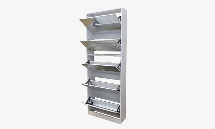 ... Atiq Liuise General Trading: Shoe Cabinet With Full Length Mirror For  AED 549 Instead Of
