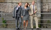 Maßgeschneiderter Damenrock, -Hose oder -Blazer oder alle drei bei Jo Freyherr Herrenmasskonfektion (bis zu 53% sparen*)