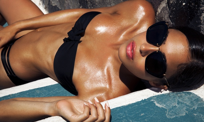 Miami Star Glo - Downtown Scottsdale: One or Five Organic Spray Tans at Miami Star Glo (Up to 51% Off)