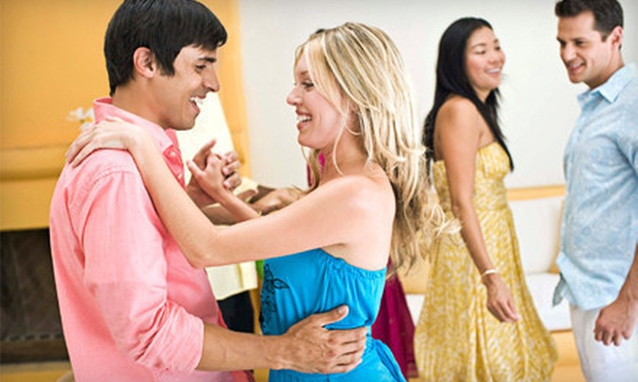 American Dance Club - Overbrook: Four 30- or 60-Minute Private Dance Lessons for One or Two at American Dance Club (Up to 66% Off)