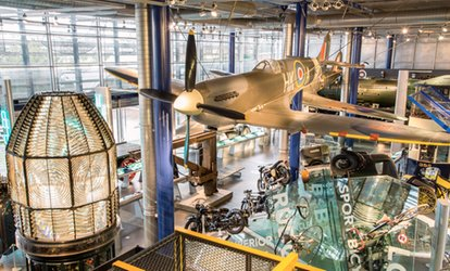 image for Child, Adult or Senior or Family Entry to Thinktank Birmingham Science Museum (Up to 49% Off)