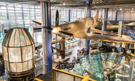 Child, Adult or Senior or Family Entry to Thinktank Birmingham Science Museum (Valid from 7 November) (Up to 49% Off)