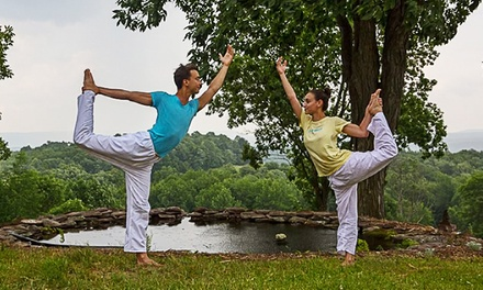 Two-Night Catskills Yoga Retreat for One, Two, or Four at Sivananda Ashram Yoga Ranch (Up to 57% Off)