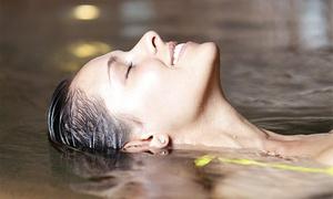 City Yoga: 1 o 3 sesiones relajantes en tanque de flotación desde 16,90 € en Cuatro Caminos