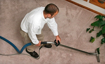 $187 for a Gold Package for Up to 550 Square Feet of Carpet Cleaning from CleanRite Regina ($374 Value)