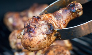 Pure Pastures: $19 for an All-Natural Barbecue Package with Sausage, Brats, and Chicken at Pure Pastures ($30 Value)