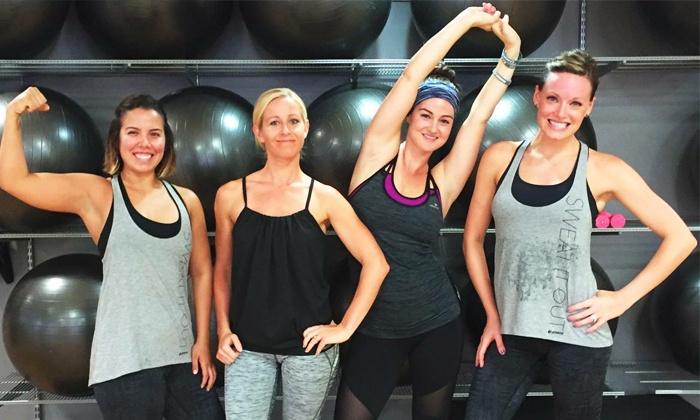 Jazzercise Edina Fitness Center - Edina: One or Three Months of Classes at Jazzercise Edina Fitness Center (63% Off)