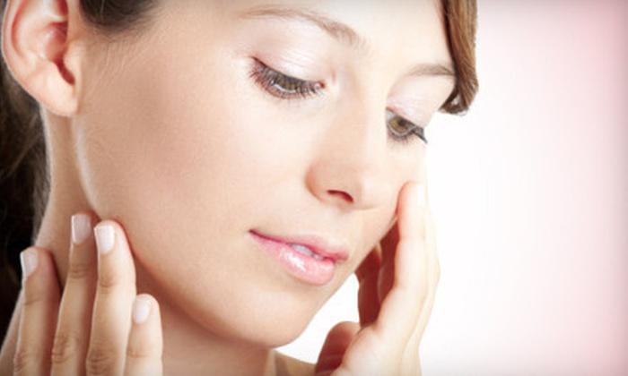 Bella Skincare Studio - Secret Cove: One, Three, or Six 45-Minute Microcurrent Facials at Bella Skincare Studio (Up to 74% Off)