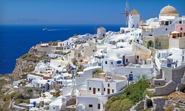 10-Day Mediterranean Cruise with Optional Airfare - Italy, Greece, and Croatia: 10-Day Cruise with Optional Airfare and Onboard Meals