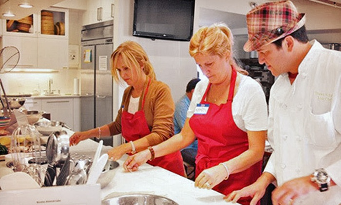 ITK Culinary - Sausalito: $42 for a Cooking Class with a Meal at ITK Culinary (Up to $90 Value)