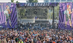 Shindig Festival: A Father's Day Gift That Rocks—The Shindig: Baltimore's Rock Festival on Saturday, September 19 (Up to 20% Off)