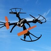 Flying Drone with Wi-Fi Camera