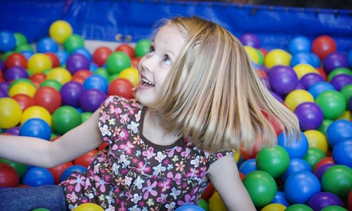 Paradise Park - Lee's Summit: All-Day Indoor Play Park Visit for One or Two at Paradise Park (Up to 57% Off)