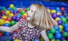 Paradise Park - Mulberry East: All-Day Indoor Play Park Visit for One or Two at Paradise Park (Up to 57% Off)